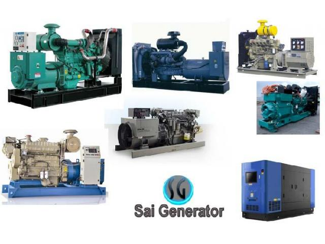 USED 20 KVA TO 750 KVA KIRLOSKAR GENERATOR FOR SALE - 1/3