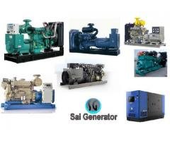 USED 20 KVA TO 750 KVA KIRLOSKAR GENERATOR FOR SALE - Image 1/3