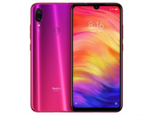 Redmi note 7 pro seal pack - 1/2