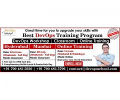 Online DevOps Training in Hyderabad