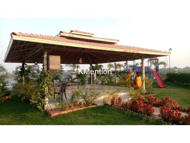 R Radha-Krushna farmhouse for rent The beautiful Surat's top ten farmhouse near Surat - 2/15