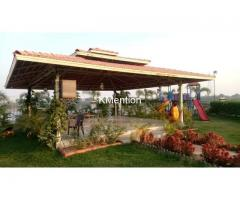 R Radha-Krushna farmhouse for rent The beautiful Surat's top ten farmhouse near Surat - Image 2/15