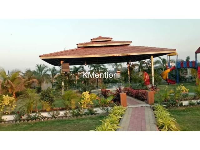 R Radha-Krushna farmhouse for rent The beautiful Surat's top ten farmhouse near Surat - 6/15