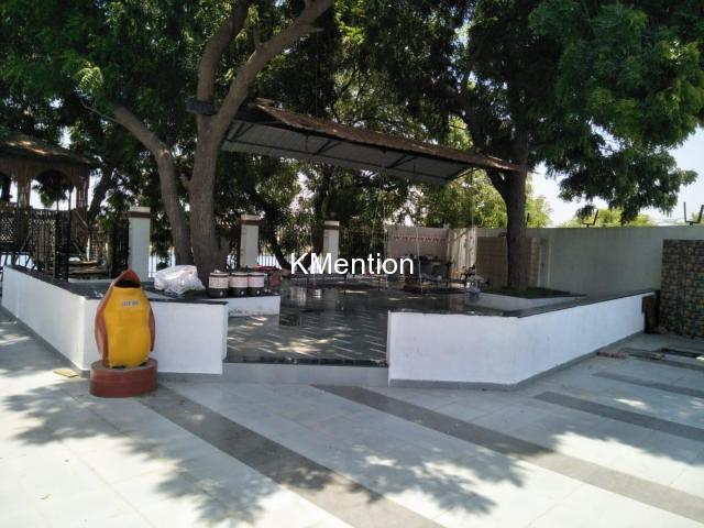 R Radha-Krushna farmhouse for rent The beautiful Surat's top ten farmhouse near Surat - 13/15