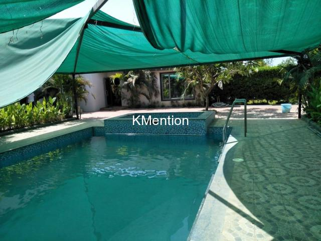 S.K. Farmhouse on rent one day Virpore - 25km from Sarthana, Surat - 2/10