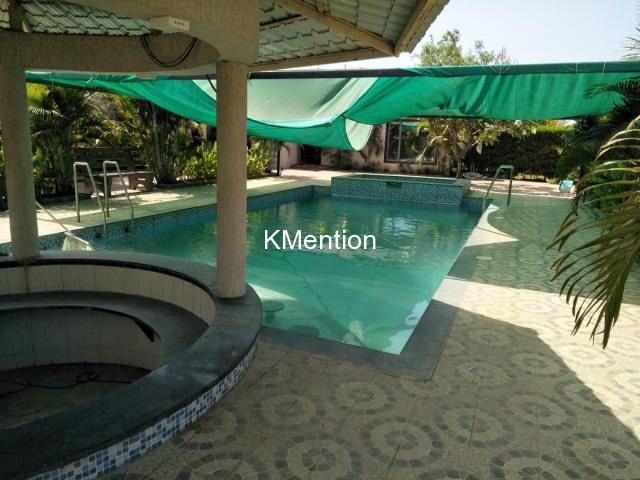 S.K. Farmhouse on rent one day Virpore - 25km from Sarthana, Surat - 9/10