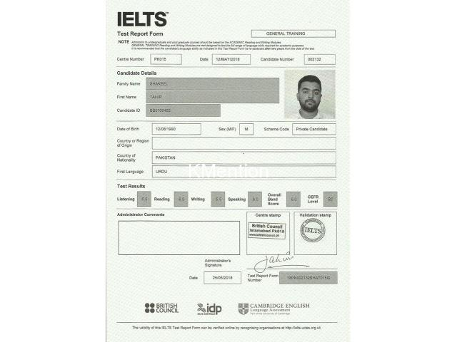 Buy IELTS certificate for immigration and study Abroad, visa application,Job offers - 2/3