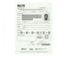 Buy IELTS certificate for immigration and study Abroad, visa application,Job offers