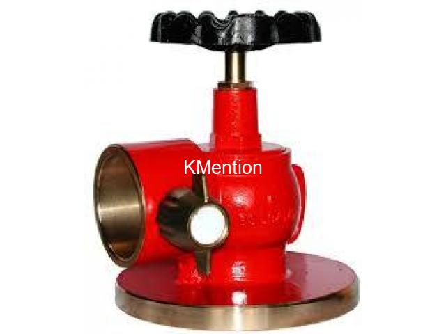 FIRE HYDRANT VALVES DEALERS IN KOLKATA - 1/1