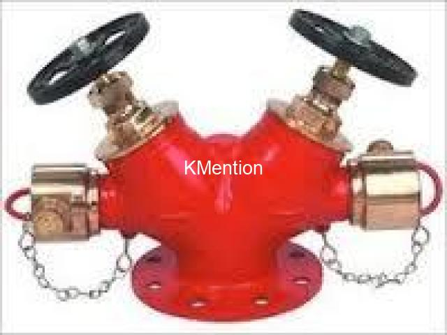 FIRE HYDRANT VALVES SUPPLIERS IN KOLKATA - 1/1