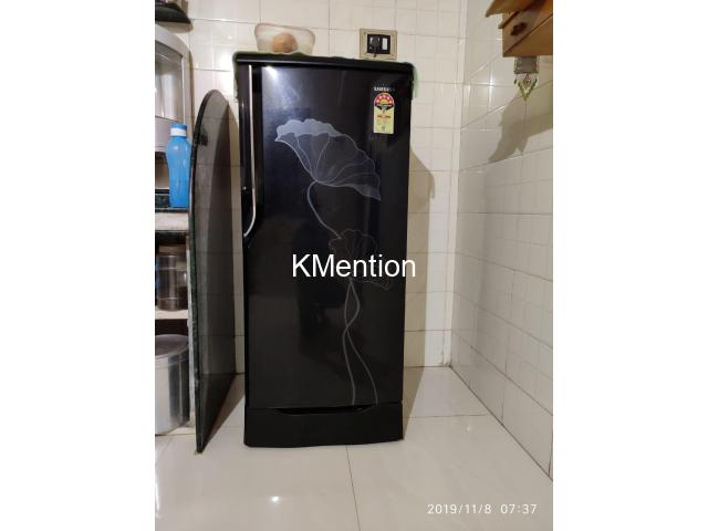 Samsung 185 Ltr Fridge sale good condition - 1/8