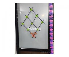 3D Wall frame Paper craft decoration Garland