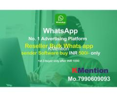 Bulk Whats App sender software