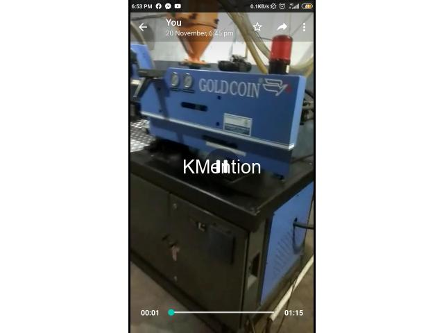 Injection Molding machine - 2/8