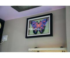 Put your Home in Butterfly frame for perfect home decoration made by hand - Image 5/8