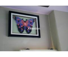 Put your Home in Butterfly frame for perfect home decoration made by hand - Image 6/8
