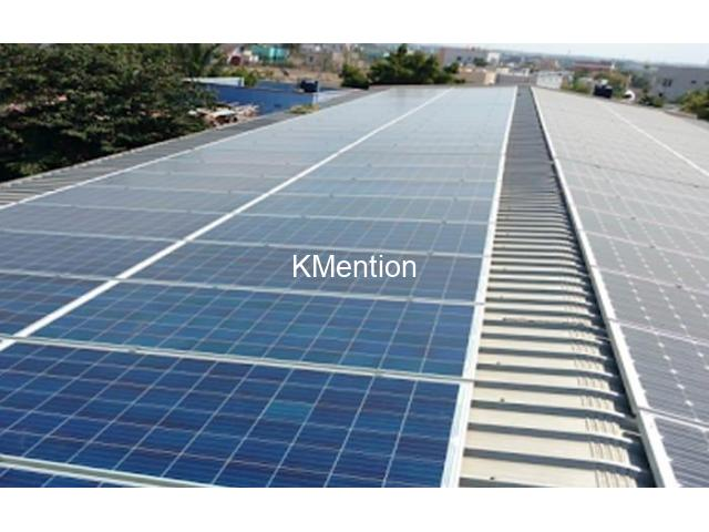 Solar Power Plant in Coimbatore - Excess Energy - 1/1