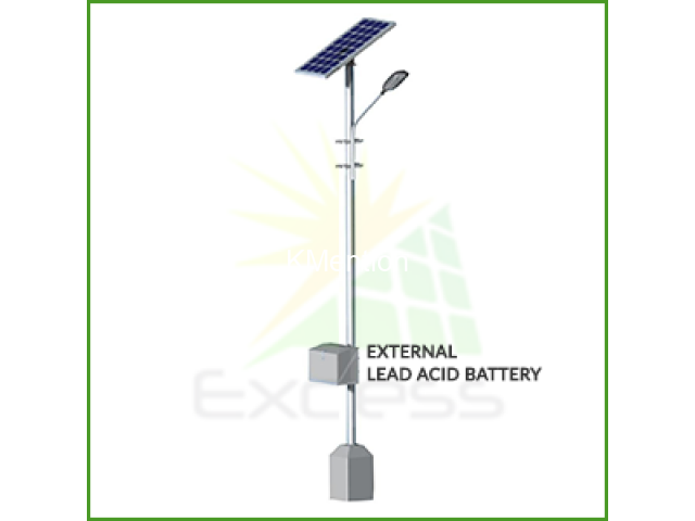 Solar Street Light Manufacturers in Coimbatore - Excess Energy - 1/3