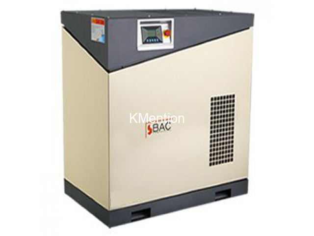 Rotary Screw Air Compressor manufacturers in Coimbatore, India - BAC Compressors - 1/1