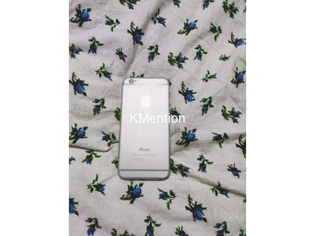 iPhone 6 128gb Better condition  Silver color - 3/8