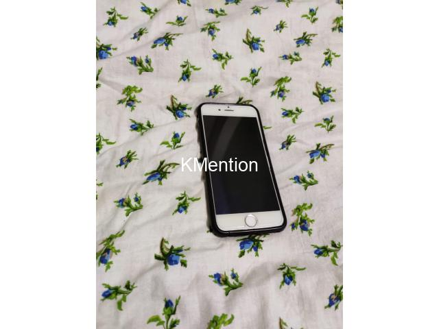 iPhone 6 128gb Better condition  Silver color - 8/8