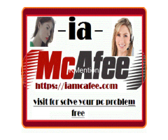 Avoiding Vindictive Substance: McAfee
