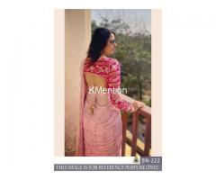 EXCLUSIVE SAREES.  DEV FASHION WORLD.