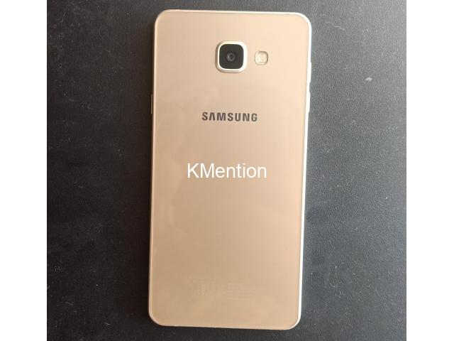 SAMSUNG A7(6) 4G VOLTE NICE CONDITION - 1/3
