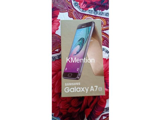 SAMSUNG A7(6) 4G VOLTE NICE CONDITION - 3/3