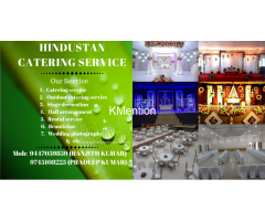 HINDUSTAN outdoor catering service in thiruvananthapuram