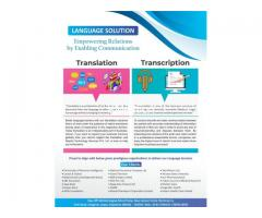 Outsource Transcription Services in India - Image 3/4