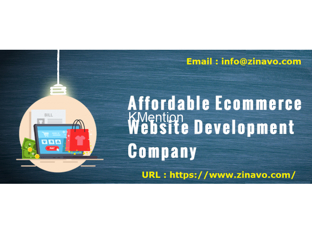 Affordable Ecommerce Website Design and Development Company - 1/1