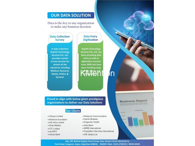 Outsource Transcription Services in India - 2/5