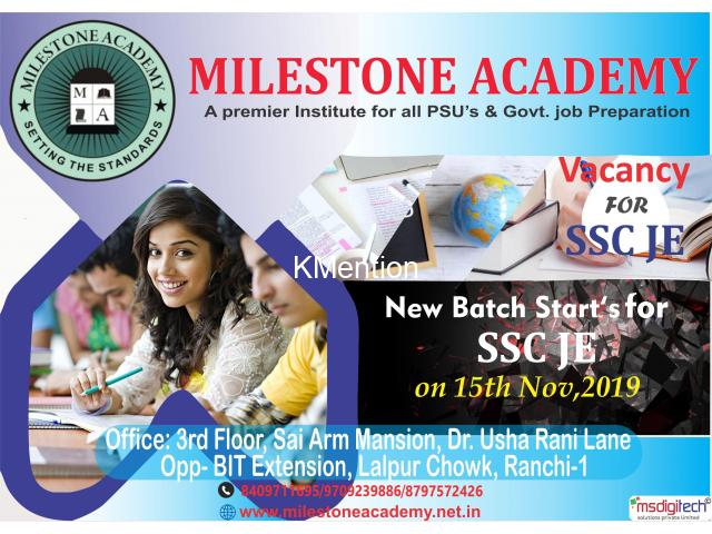 GATE exam preparations by Milestone Academy, Ranchi - 2/2