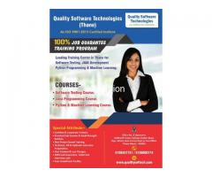 Software Testing famous institute in Thane -  Kalyan @Quality Software Technologies - Image 1/12