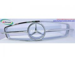 Mercedes 190SL Grille (1955-1963) by stainless steel - Image 1/4