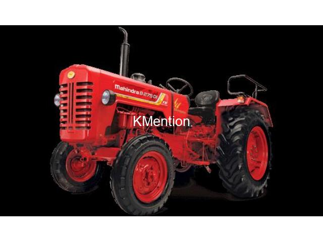 Mahindra Tractor price in india - 1/3