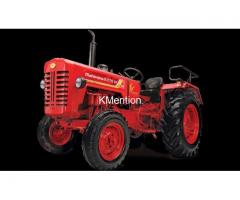 Mahindra Tractor price in india