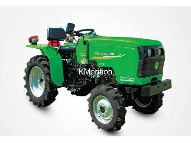 IndoFarm Tractor Price in India - 1/1
