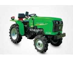 IndoFarm Tractor Price in India