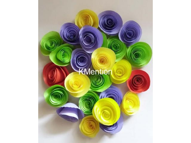 Designer Flower for wall decor at home decor or office decor - 1/1