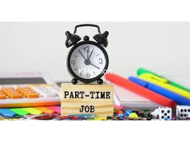 Part Time Jobs in Agra – Work from Home in Agra - 1/1
