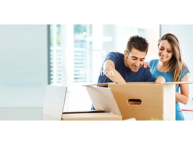 Best Relocation Company in Gurgaon | Packers & Movers in Gurgaon - 1/1